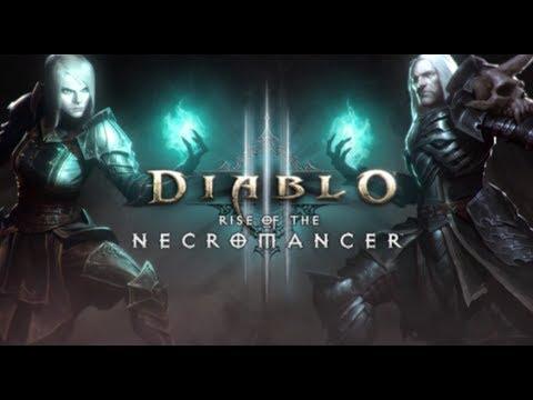 Возвращение Некроманта! Diablo 3