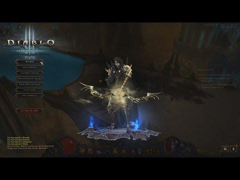 Diablo III Reaper of Souls - Demon Hunter's Vengeance Gameplay Closed Beta