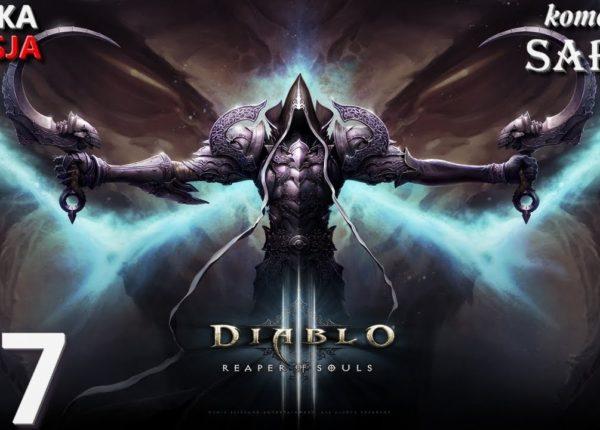 Zagrajmy w Diablo 3: Reaper of Souls (Krzyżowiec) odc. 7 - Legowisko Kazrów