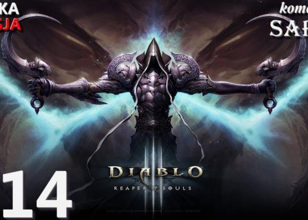 Zagrajmy w Diablo 3: Reaper of Souls (Krzyżowiec) odc. 14 - Most nad Czarnym Kanionem