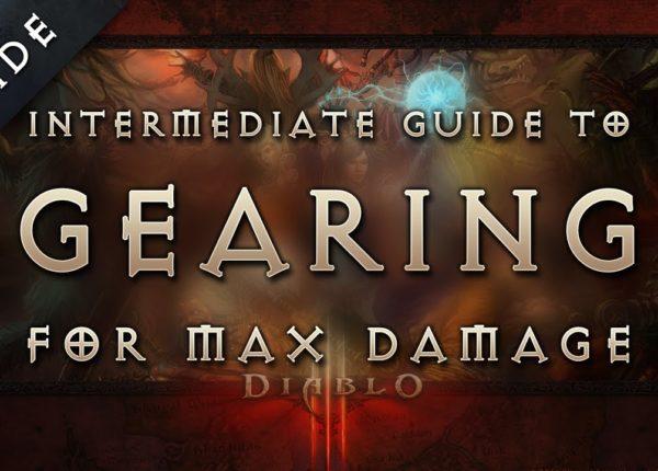 Diablo 3 Reaper of Souls: How to Increase Damage? Intermediate Guide