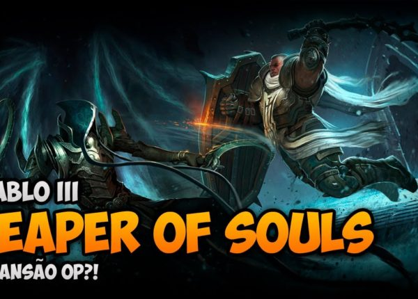 Diablo III: Reaper of Souls (O que mudou? - Expansão!)