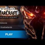 World of Warcraft Shadowlands Alpha First Look