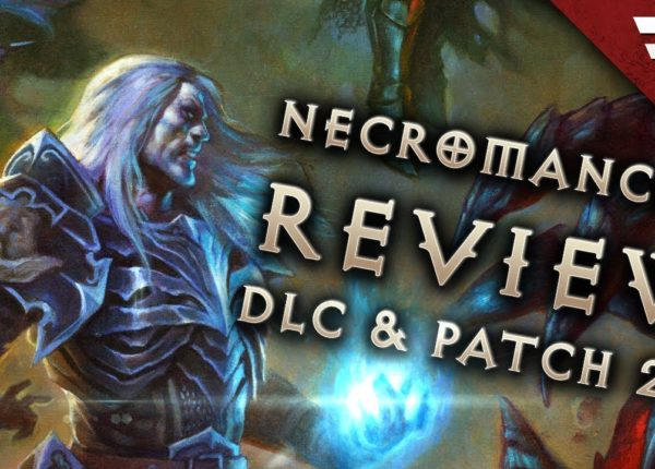 Rise of the Necromancer DLC Pack Review (Diablo 3 2.6 gameplay)