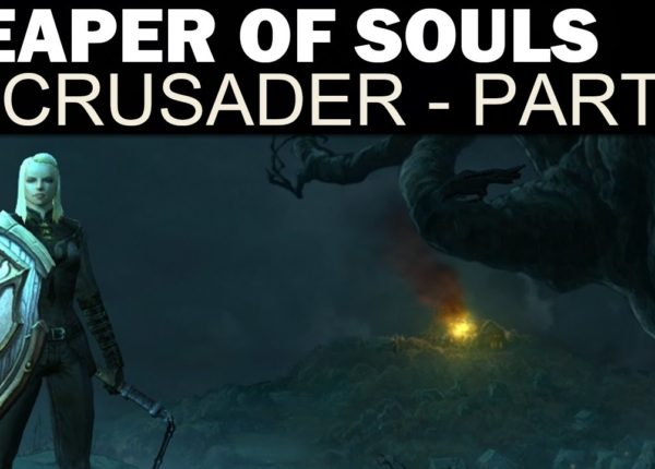 Diablo III: Reaper of Souls Beta - Crusader Playthrough - Part 1 - Juniper On The Job