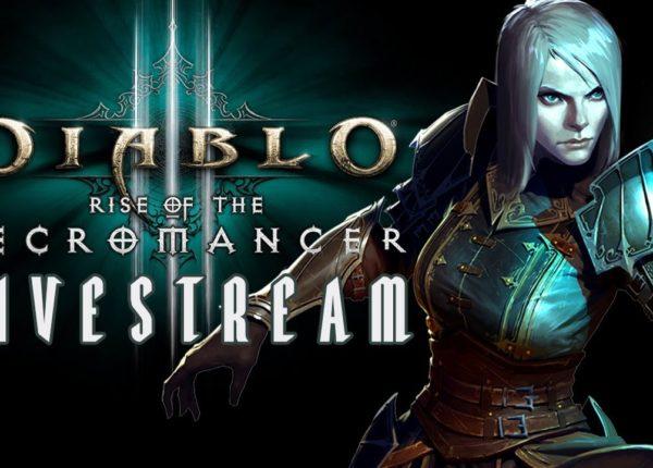 Necromancer Returns from the Dead in Diablo III: Reaper of Souls