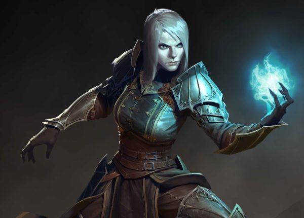 Diablo III: Reaper of Souls - Necromancer Gameplay