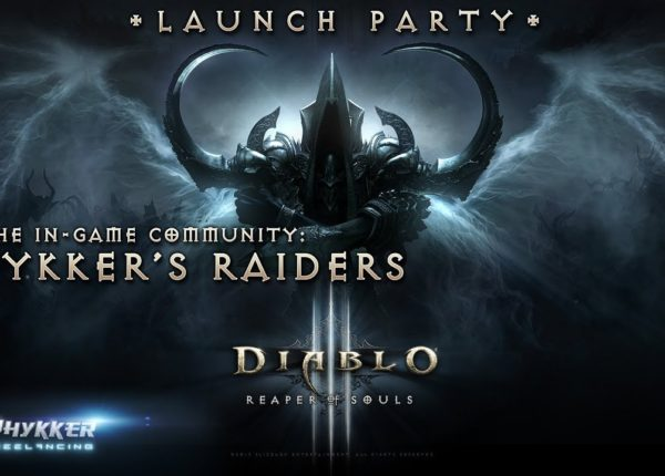 Diablo 3: Reaper of Souls Launch Party Live Stream, Full Act 5 Playthrough, and more