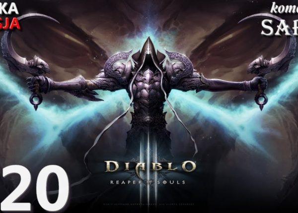 Zagrajmy w Diablo 3: Reaper of Souls (Krzyżowiec) odc. 20 - Chytry Shen