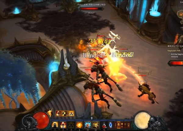Diablo III: Reaper of Souls - Nephalem Rift Demonstration