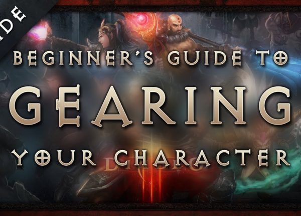 Diablo 3 Reaper of Souls: How to Increase Damage? Beginner's Gearing Guide