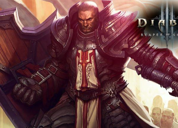 Diablo 3: Reaper of Souls - O Cruzado e o Modo Aventura!