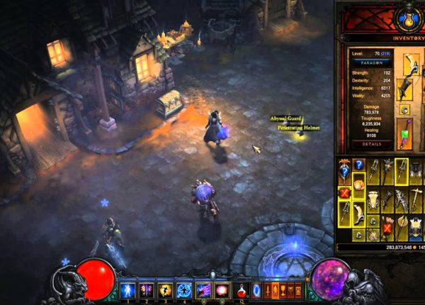 ★ Diablo 3 Reaper Of Souls - Horadric Cache Legendary Farm - PC HD