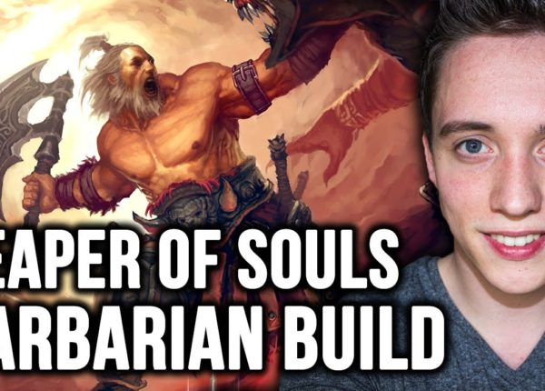 Reaper of Souls Barbarian Build Guide For Level 70! (Diablo 3: Reaper of Souls Expansion)