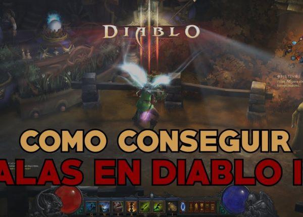 Cómo conseguir alas en Diablo 3