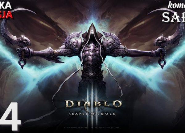 Zagrajmy w Diablo 3: Reaper of Souls (Krzyżowiec) odc. 4 - Korona Leoryka