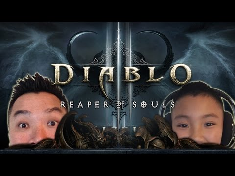 Diablo 3: Reaper of Souls (Father & Son Xbox One Gameplay) - Part 1