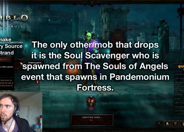 How to farm Glowing Ore in Diablo 3: Reaper of Souls