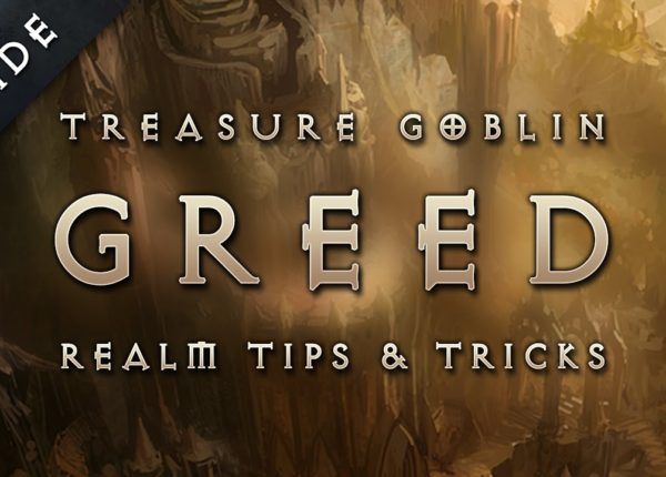 Diablo 3 Reaper of Souls 2.1 Goblin Treasure Vault Greed Realm Guide