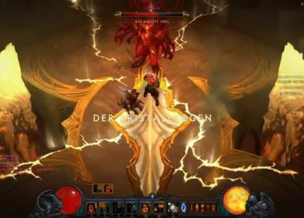 Diablo III Reaper of Souls all Bosses on Torment 6 Barbarian
