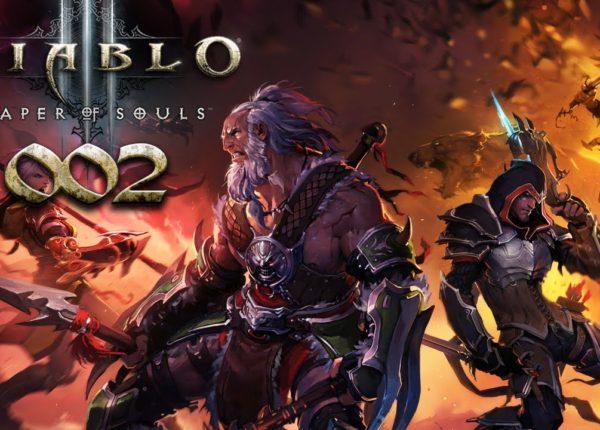 DIABLO 3: REAPER OF SOULS [HD+] #002 - Seelen der Toten ★ Let's Play Reaper of Souls