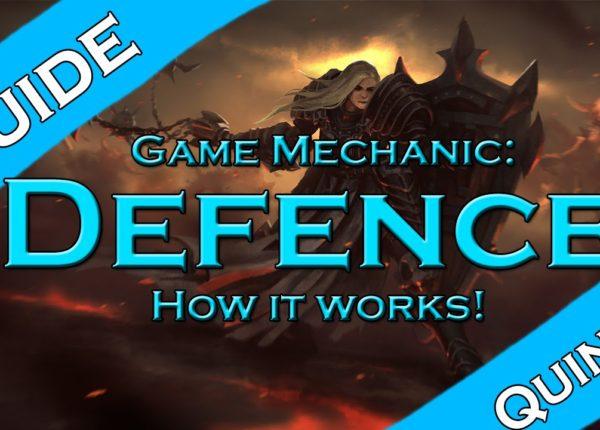 Diablo 3 RoS - Damage Reduction Explained (quin69)