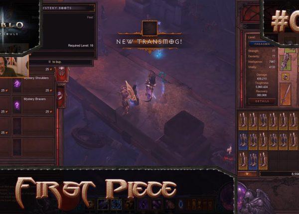 Diablo 3 Reaper of Souls Season 20 - HC Wizard Gameplay - E12