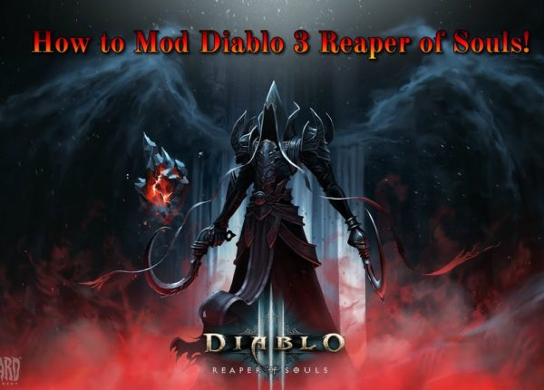 Diablo 3: Reaper Of Souls Modded - How to Mod Diablo 3: Reaper of Souls!