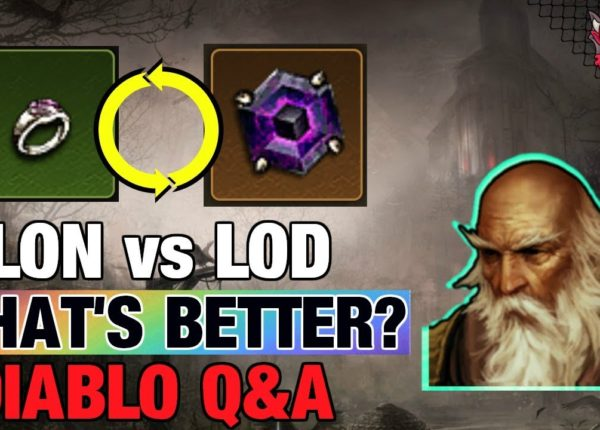 What's Better LON vs LOD? Diablo 3 Reaper of Souls Guide S18 Patch 2.6.6