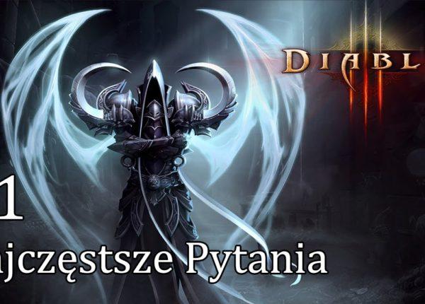 Diablo 3 RoS - Najczęstsze pytania #1 - Dlaczego używamy gemów z siłą lub zręcznością w pancerzu?