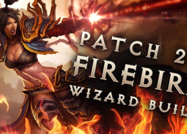 """2.4 Wizard """"Scorched Earth"""" Firebird Build: Diablo 3 Reaper of Souls Season 5"""
