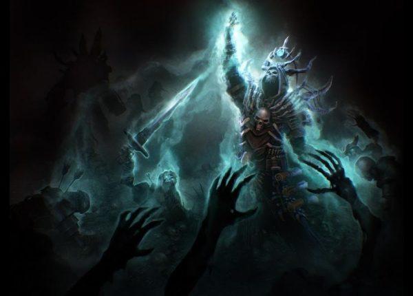 Diablo 3 - Некромант 11 сезон и гринд порталов