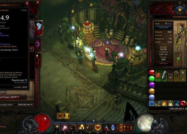 Diablo III Reaper of Souls — BETA: Myriam the Mystic // Обзор гадалки Мириам Жазия