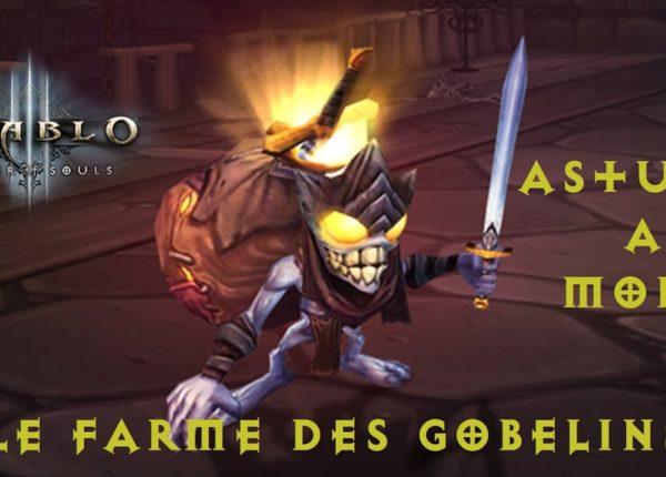 Diablo 3 Reaper Of Souls-Farmer les gobelins!!!!!!!