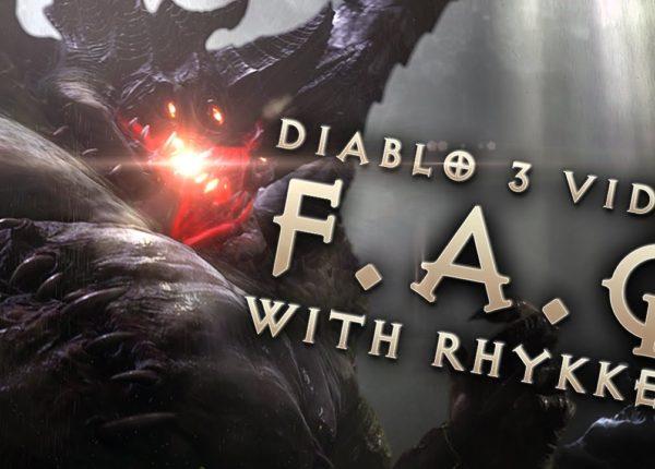 Diablo 3 Reaper of Souls: Rhykker's FAQ