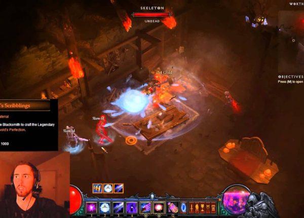 How to farm Griswolds Scribblings in Diablo 3: Reaper of Souls