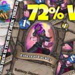 72% Winrate Deck! | Firebat Hearthstone