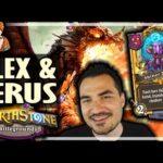 ALEX & GOLDEN ZERUS! - Hearthstone Battlegrounds
