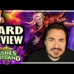 ASHES OF OUTLAND MEGA-CARD REVIEW! - Hearthstone Ashes of Outland