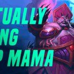 Actually Using Imp Mama   Dogdog Hearthstone Battlegrounds