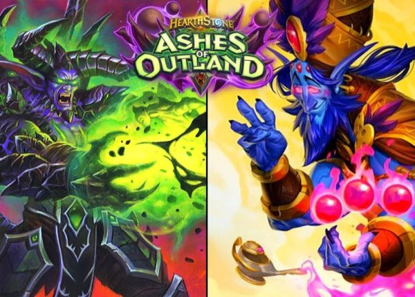 BEST DEMON HUNTER DECK? Hearthstone Ashes of Outland Highlander Demon Hunter (2020)
