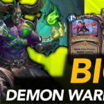 BIG Prime Demon Handlock | Ashes Of Outlands | Hearthstone