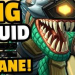 BIG Ramp Druid Is Actually Insane   Ashes Of Outlands   Hearthstone