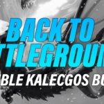 Back to Battlegrounds with the Big Double Kalecgos | Dogdog Hearthstone Battlegrounds