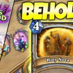 Behold a Buffed Card! | Firebat Hearthstone | Ashes of Outland