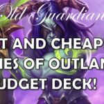 Best and Cheapest Ashes of Outland Budget Deck (Hearthstone Demon Hunter Deck Guide and Gameplay)