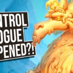 Control Rogue is FINALLY a Thing?!   Standard   Hearthstone