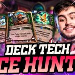 DECK TECH FACE HUNTER - HEARTHSTONE
