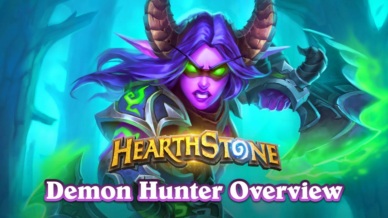 Demon Hunter Overview   Hearthstone