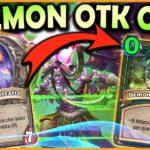 Demon OTK Hunter, schifosamente OP!   Hearthstone Ita